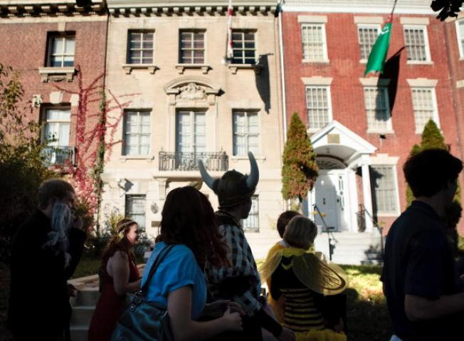Zillow Names Top Five DC Neighborhoods for Trick-Or-Treating