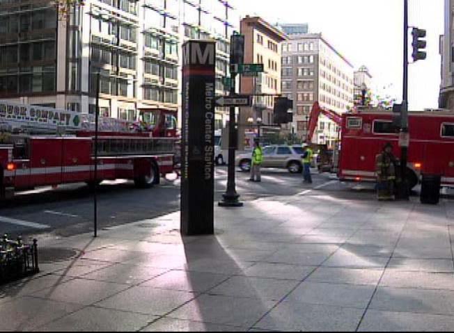 Fire, Smoke Cause Panic on Red Line