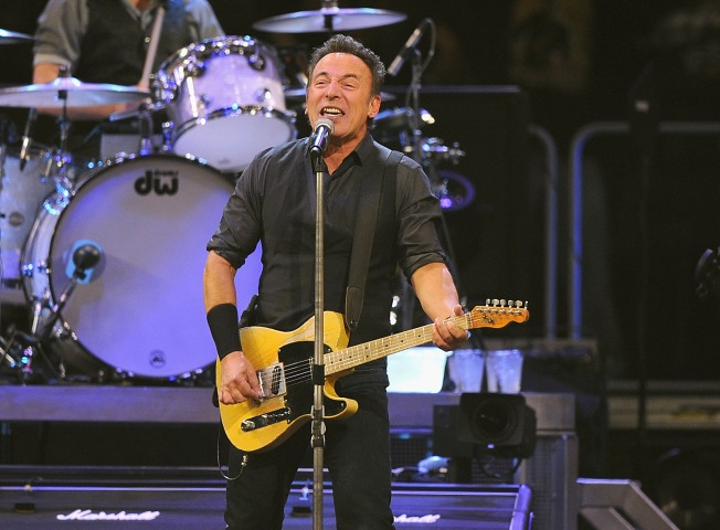 Springsteen to Perform at Nats Park Sept. 14
