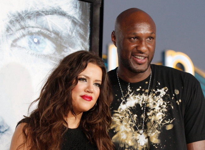 Odom and Kardashian Talking Marriage ... Seriously