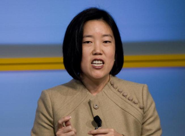 D.C. Schools Get C+ From Michelle Rhee's Policy Group