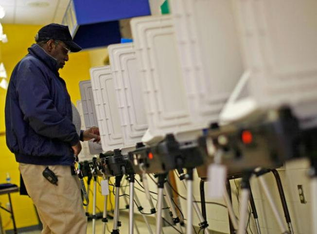 First Presidential Polls Close in Parts of Kentucky, Indiana