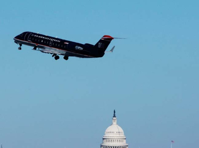 Reagan National May Get More West Coast Flights