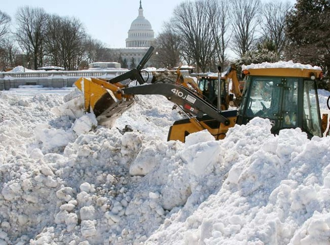 Federal Agencies Closed Again Wednesday