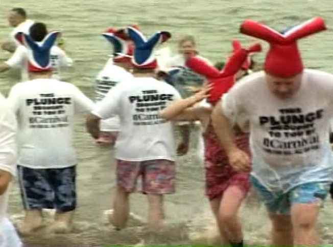 Polar Bear Plunge Hits Goal