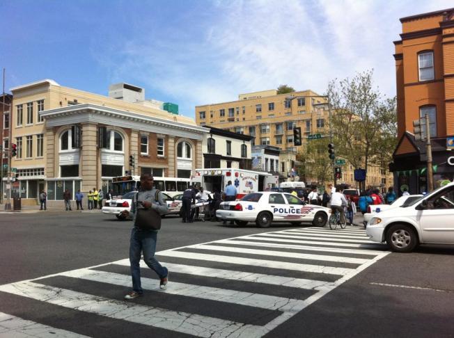 Two Shot in U Street Corridor