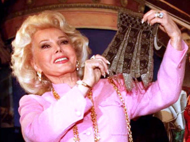 Zsa Zsa Gabor Rushed to Hospital Again After Vomiting Blood: Publicist