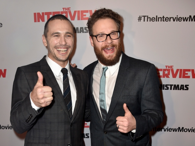 D.C.-Area Theaters Plan to Show 'Interview'