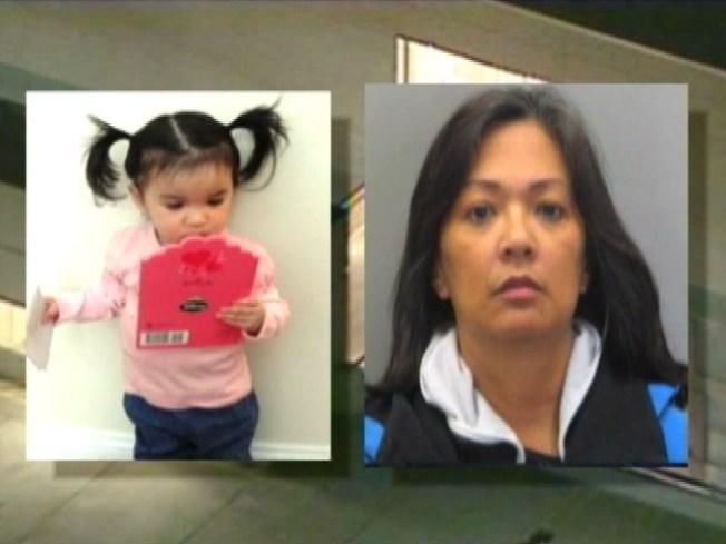Woman Accused of Throwing Granddaughter Denied Bond