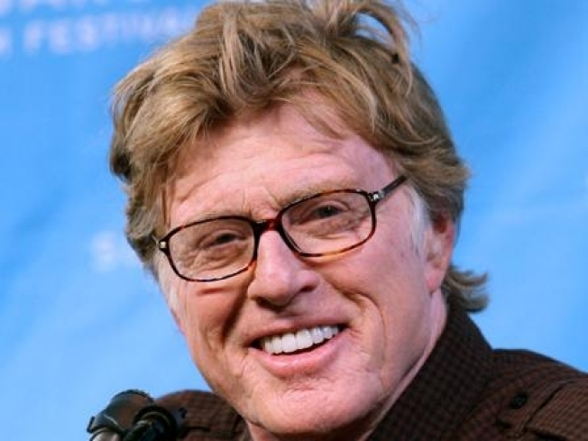 Robert Redford Comes Out of Shell as He Stares at 75