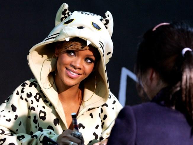 S.O.S.! Rihanna Makes Hospital Trip For Injured Rib in Switzerland