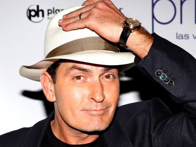 """Charlie Sheen Enters Rehab, """"Two and a Half Men"""" on Hold"""