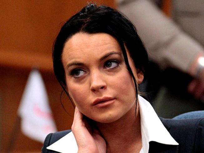 Lindsay Lohan Asks Chanel for SCRAM Style Help