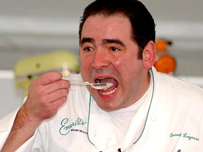 "Bam! Emeril Lagasse Joins ""Top Chef: Texas"""