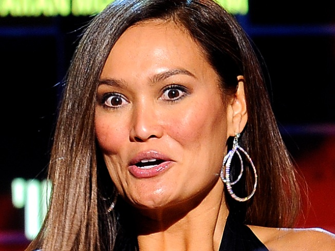 Tia Carrere Files Own Divorce Papers