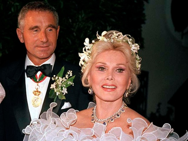 Publicist: Zsa Zsa Gabor Returning Home