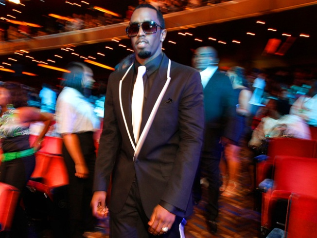 Diddy Could Be Golden Ticket for Frederick Man