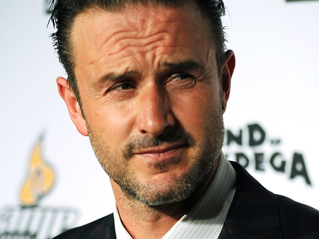 "David Arquette Takes Michael Vick's Spot on ""Oprah"""