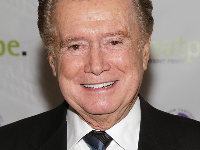 Regis Philbin To Follow Up 'Live!' With 'Dancing'?