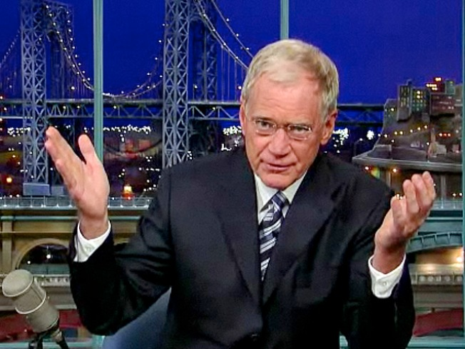 Letterman's New Lease on Late Night Life