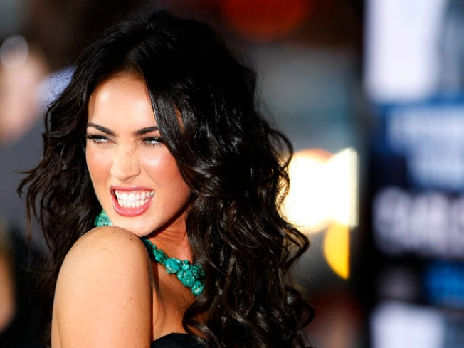 Super-Geeks Crown Megan Fox Sci-Fi Queen