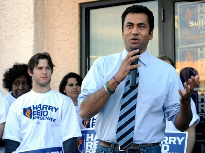 Kal Penn's Alleged Mugger Arrested (But Not Convicted)