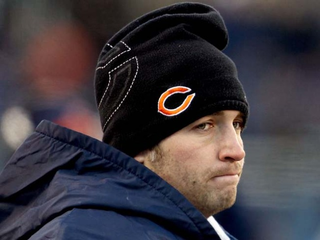 Cutler Has Torn MCL, No Use for Your Speculation
