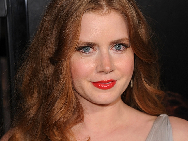"Amy Adams: ""Losing Weight Is Not My Number One Priority"""
