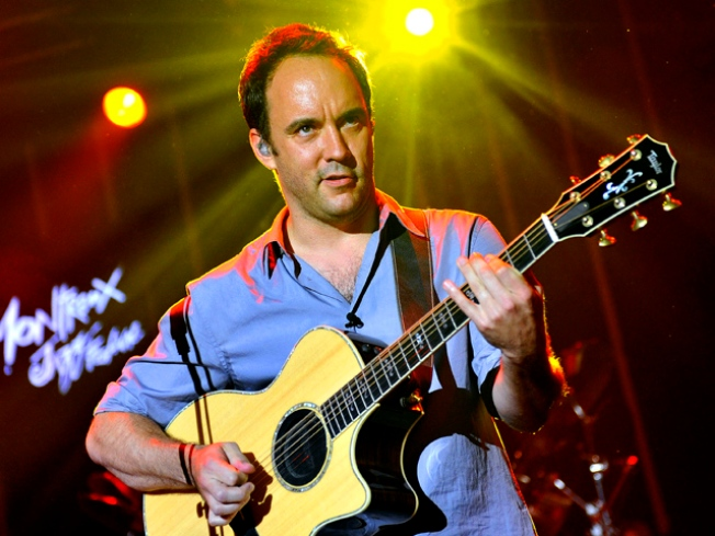 Dave Matthews Band to Jam at Nats Park