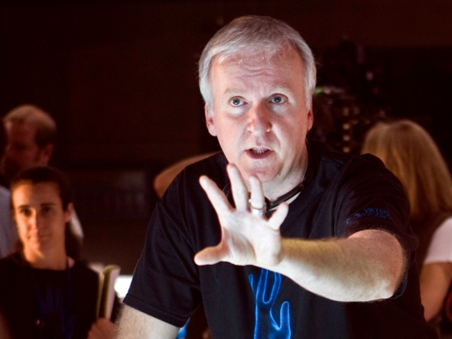 James Cameron Joins the Twitterverse