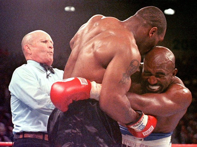 Tyson, Holyfield To Meet On Oprah Winfrey's Show