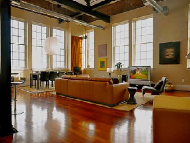 """If I Had $1.5 Million"" Listing: Spacious Loft Penthouse in Capitol Hill"