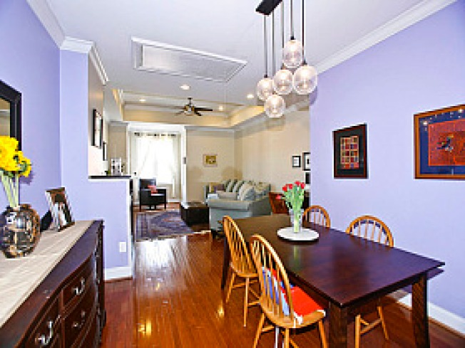 What $500K Buys You: Colorful Two-Bedroom Near Mount Pleasant