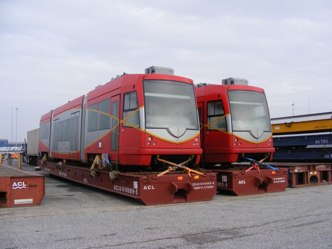 Sneak Peek at New DC Streetcars