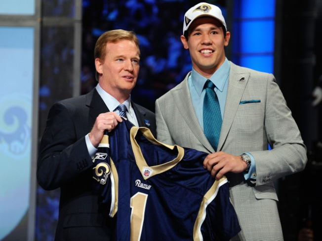 NFL Draft: A First Round Worthy of Prime Time