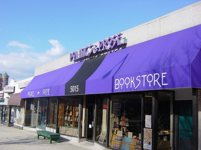 Politics and Prose Finds Buyer