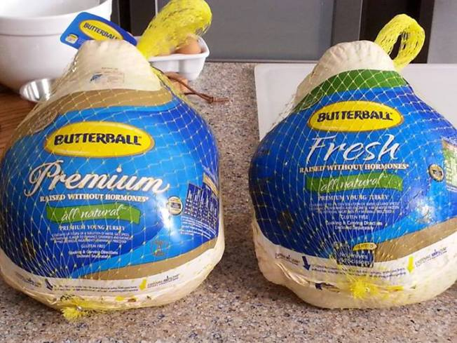 Butterball Fresh Turkey Shortage
