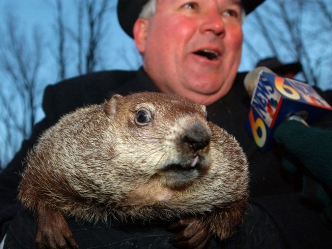 Will Obama See His Shadow in Punxsutawney?