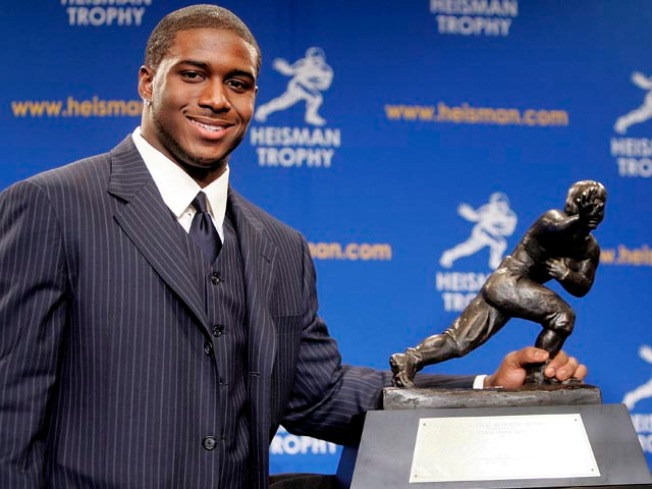 Reggie Bush to Forfeit Heisman