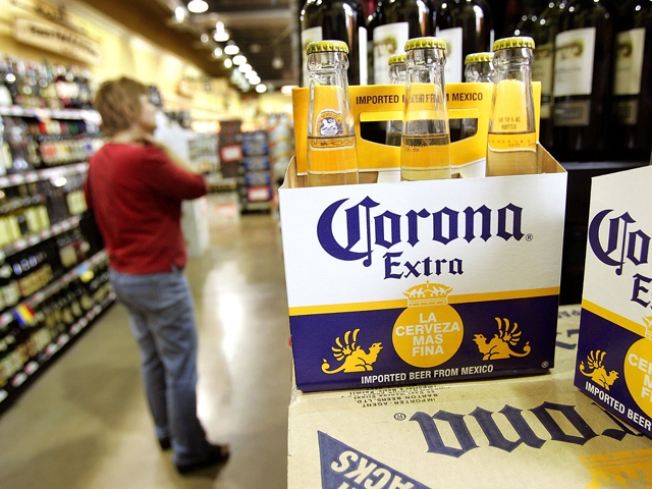 Corona Beer Recalled For Glass Shards in Bottles