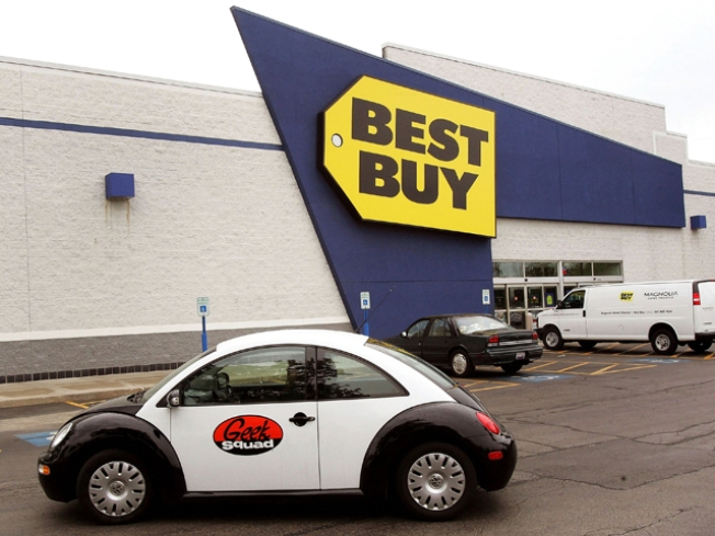 Best Buy To Close 2 Va. Stores