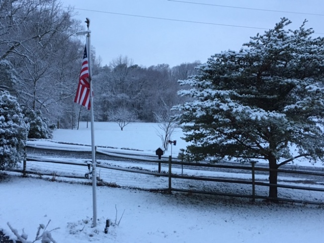 PHOTOS: Viewers Share Their Monday Morning Snow Pics