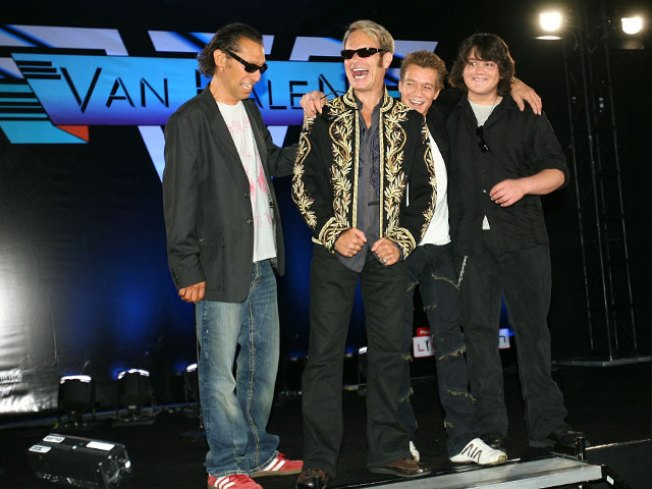 Van Halen's Guitar Moves to Smithsonian