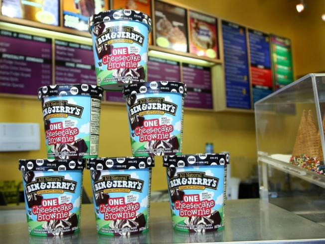 Hook Me Up: Free Ben and Jerry's