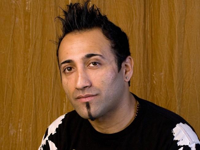 Britney Spears' Ex, Adnan Ghalib, Sentenced To Jail