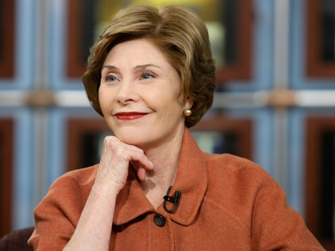 Former First Lady Laura Bush Has a New Gig