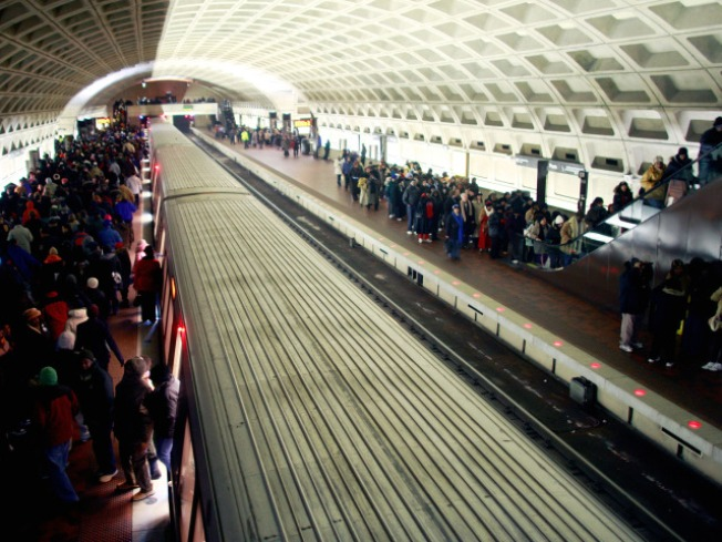 Gird Your Liver: The WMATA Drinking Game