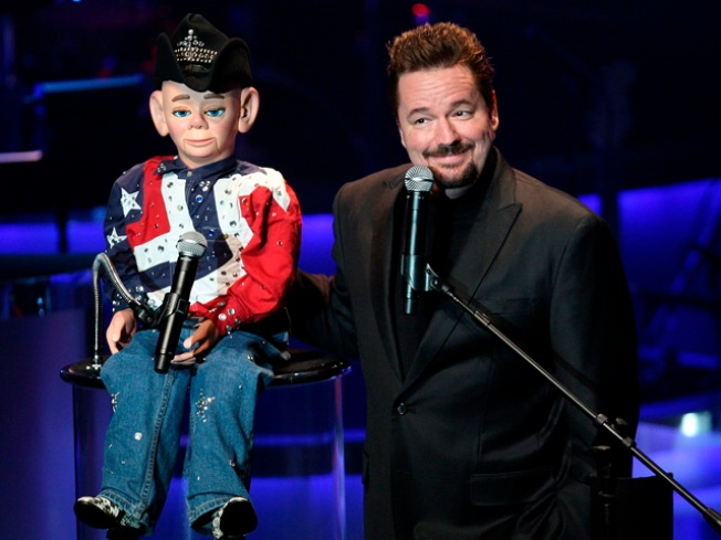 """America's Got Talent""  Winner Terry Fator Weds"