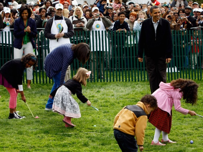 Easter Egg Roll Lottery Now Open