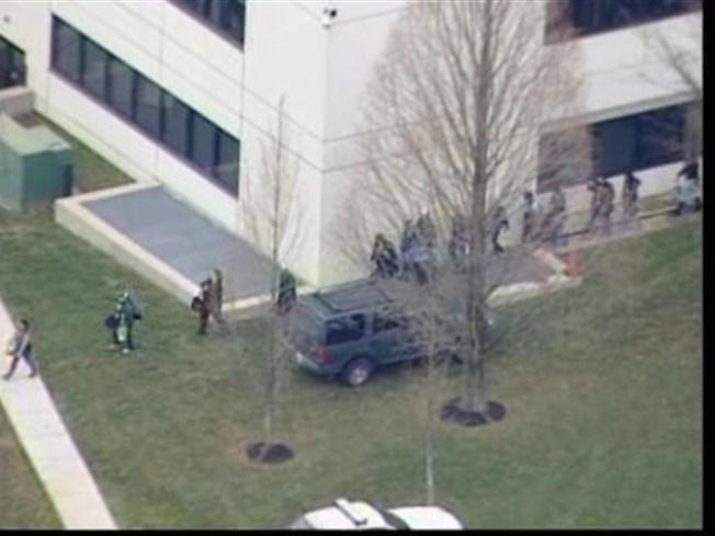 Upset Student Fires Shots Inside Nova Woodbridge Classroom Nbc4